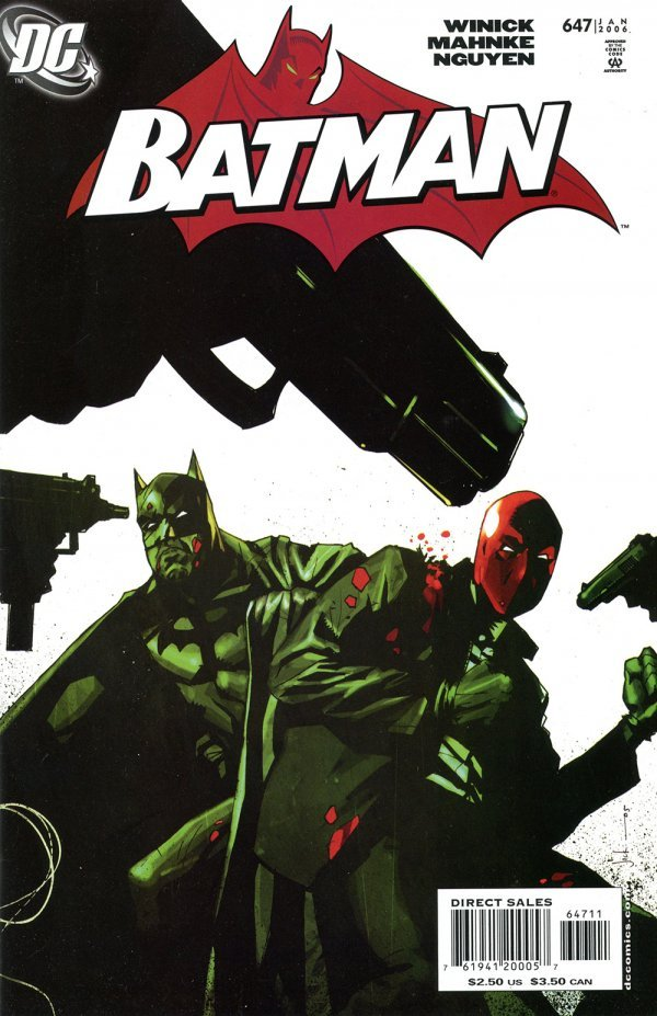 Batman #647