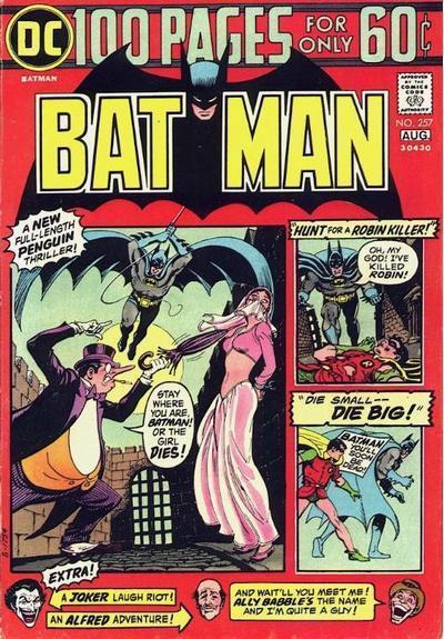 Batman #257