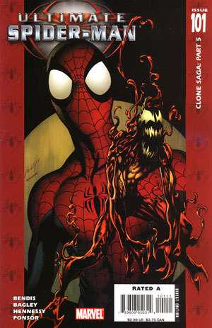 Ultimate Spider-Man #101