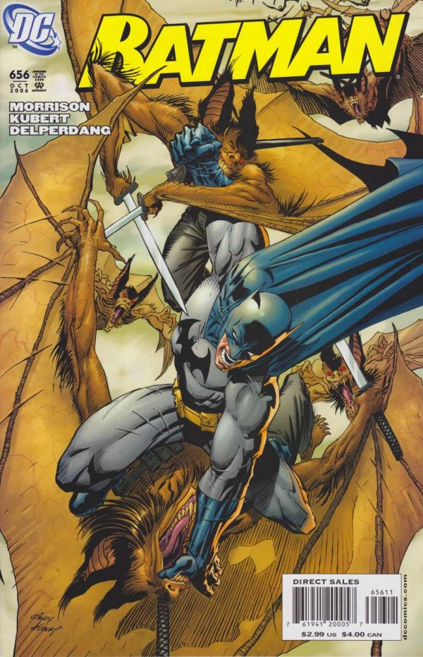Kubert New Book Andy Batman Unwrapped by Andy Kubert HC