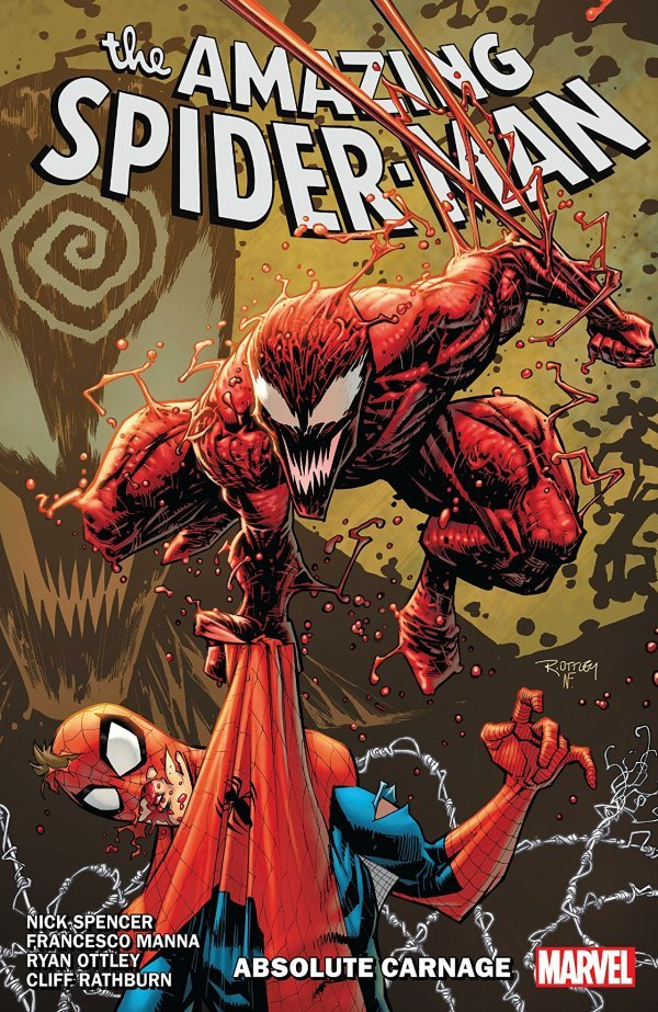 The Amazing Spider-Man Vol. 6: Absolute Carnage TPB