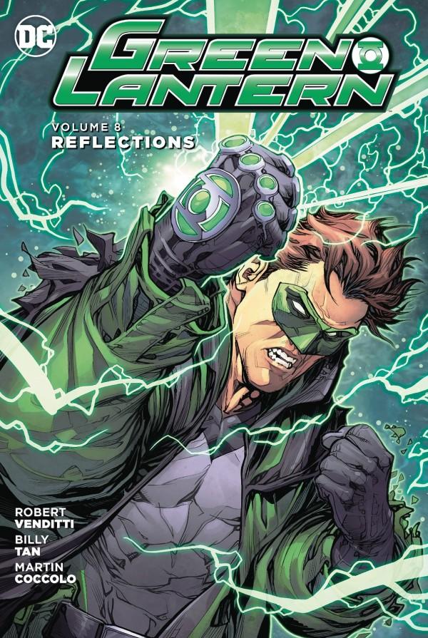 Green Lantern Vol. 8: Reflections TP
