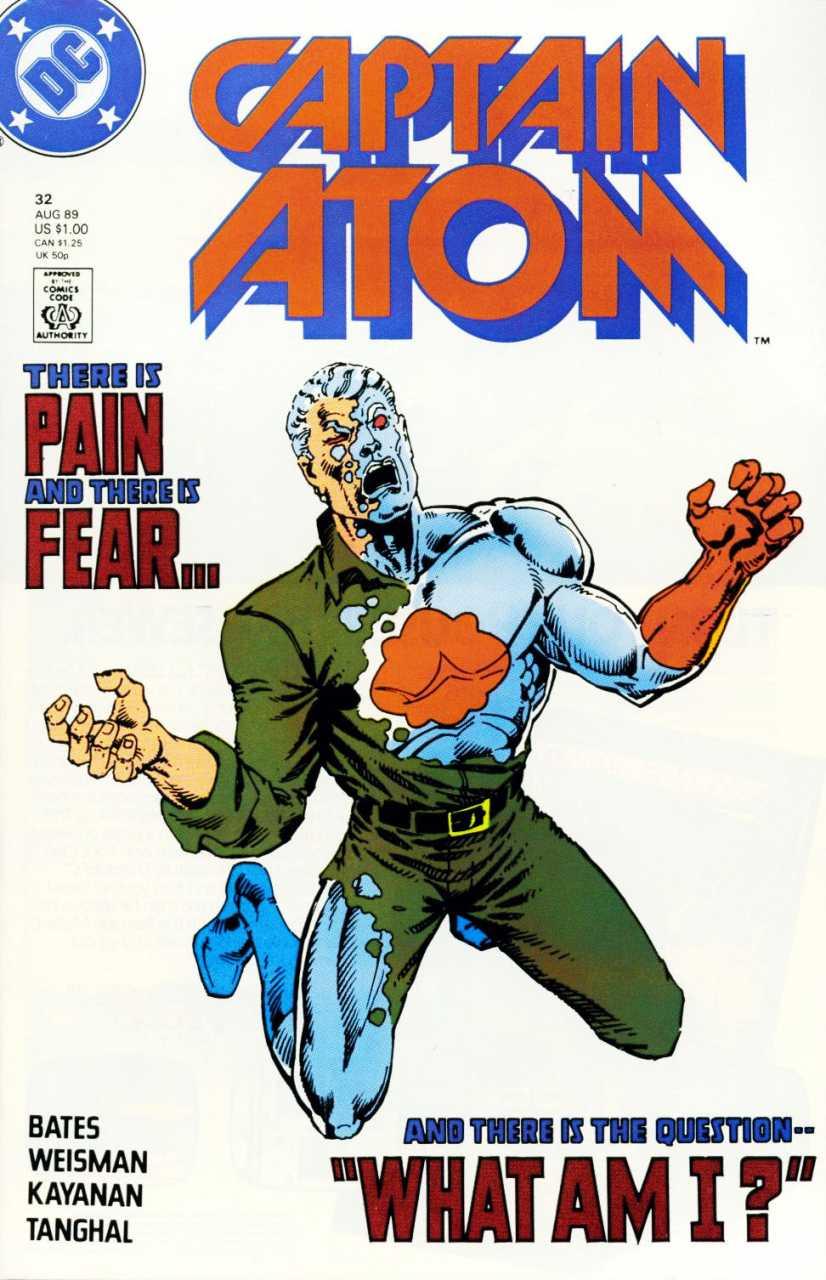 Captain Atom #32