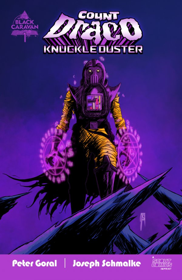 Count Draco Knuckleduster #1