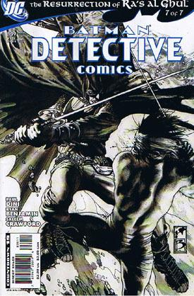 Detective Comics #839