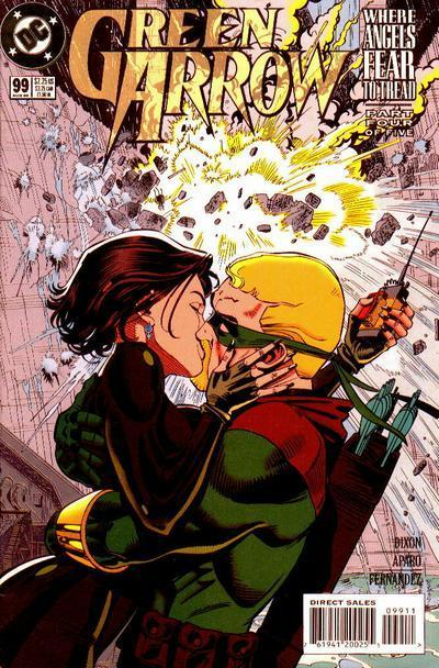 Green Arrow #99