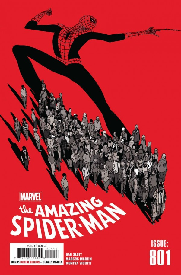 The Amazing Spider-Man #801