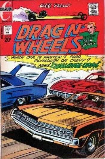 Drag N' Wheels #54
