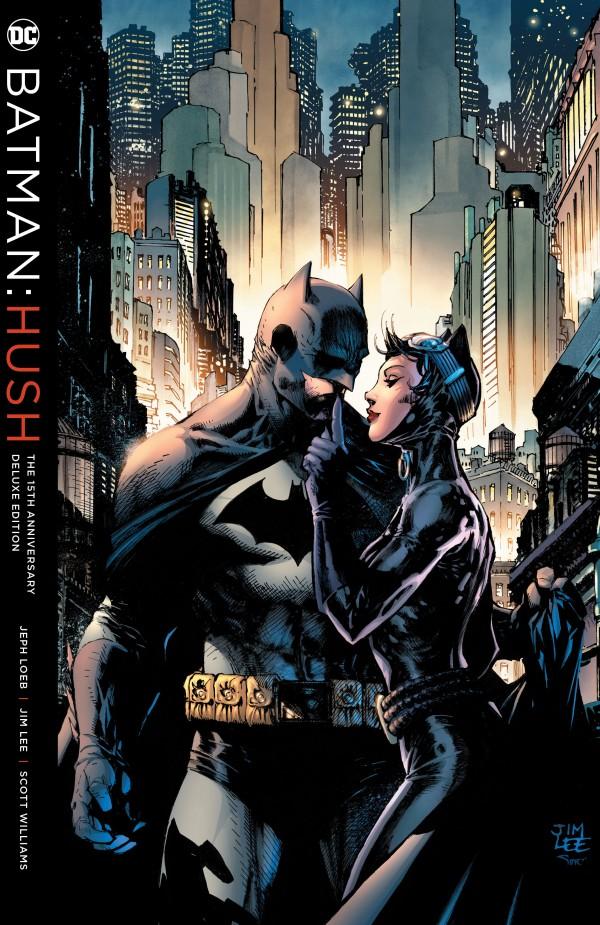 Batman: Hush 15th Anniversary Deluxe Edition HC