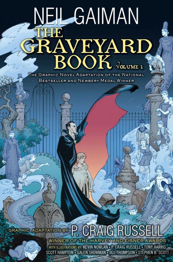 The Graveyard Book Graphic Novel Vol. 1 TP