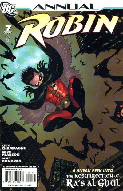 Robin Annual #7