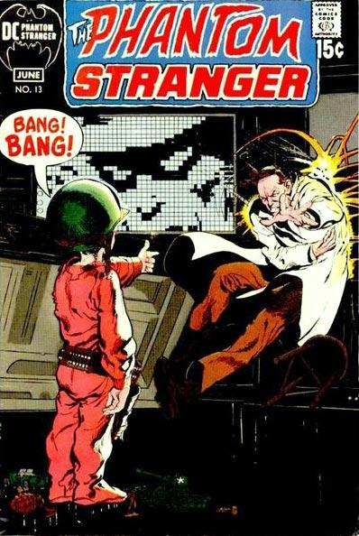 The Phantom Stranger #13