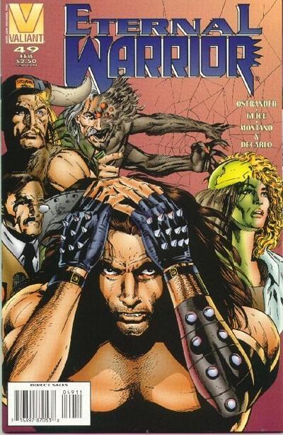 Eternal Warrior #49