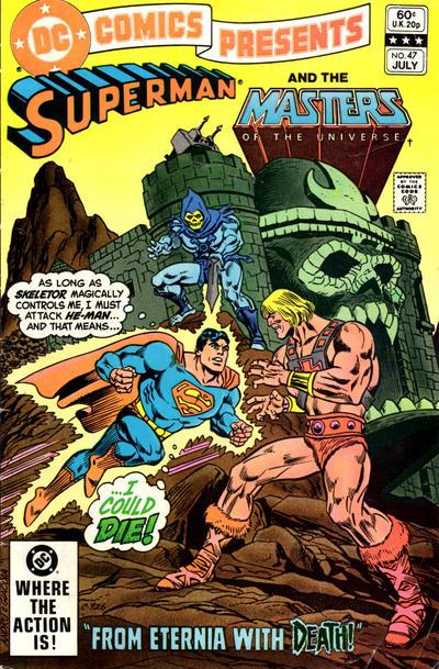 DC Comics Presents #47