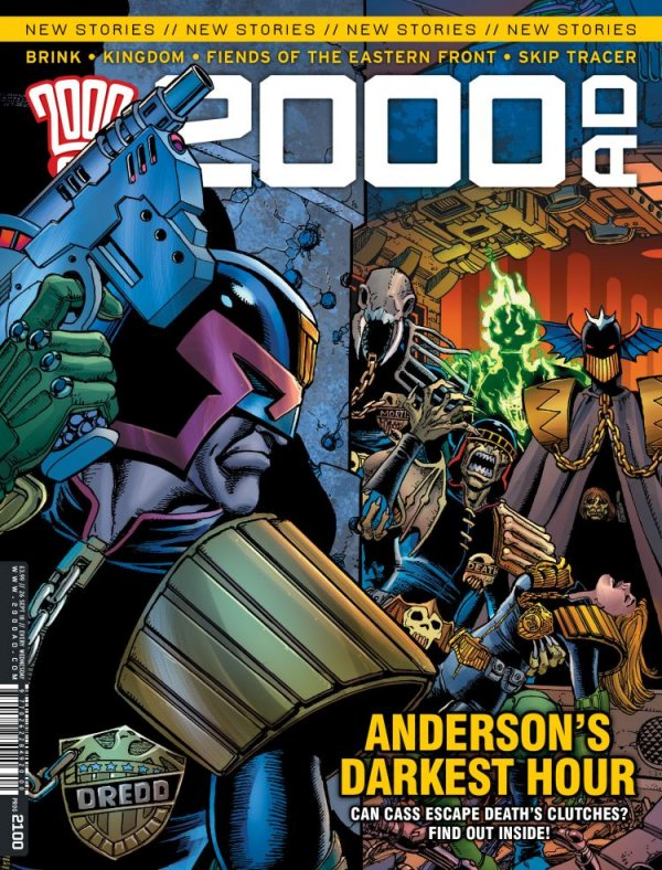 2000 AD #2100