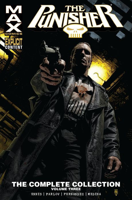 The Punisher MAX: The Complete Collection Vol. 3 TP