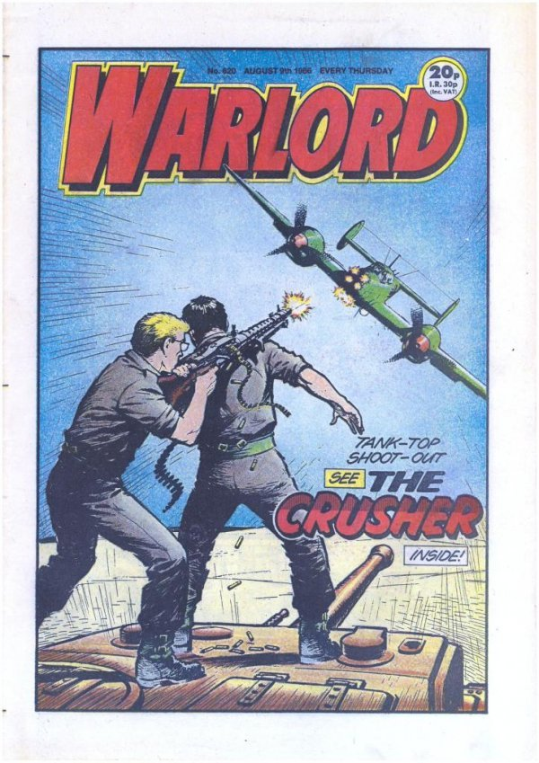 Warlord #620