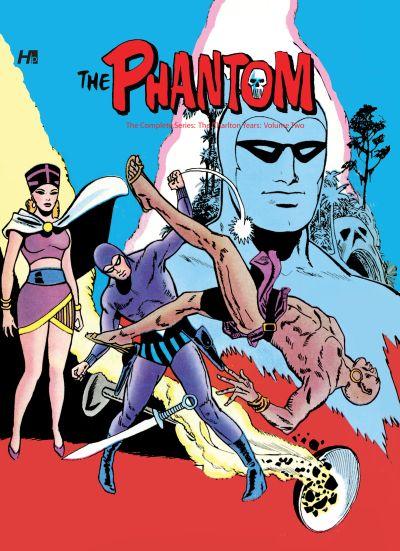 The Phantom: The Complete Series - The Charlton Years Vol. 2 HC