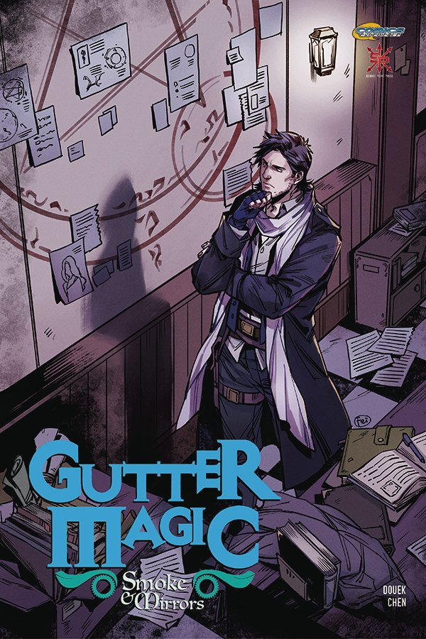 Gutter Magic: Smoke & Mirrors #2 review