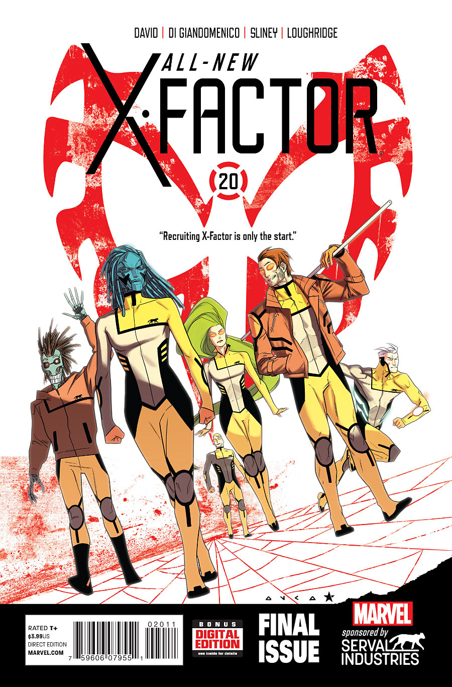 All-New X-Factor #20