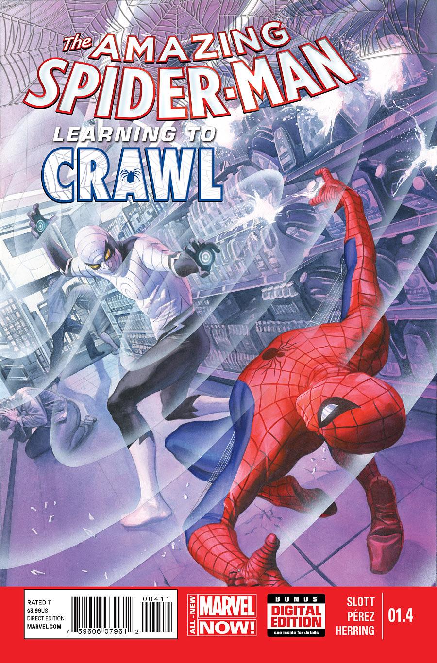 The Amazing Spider-Man #1.4