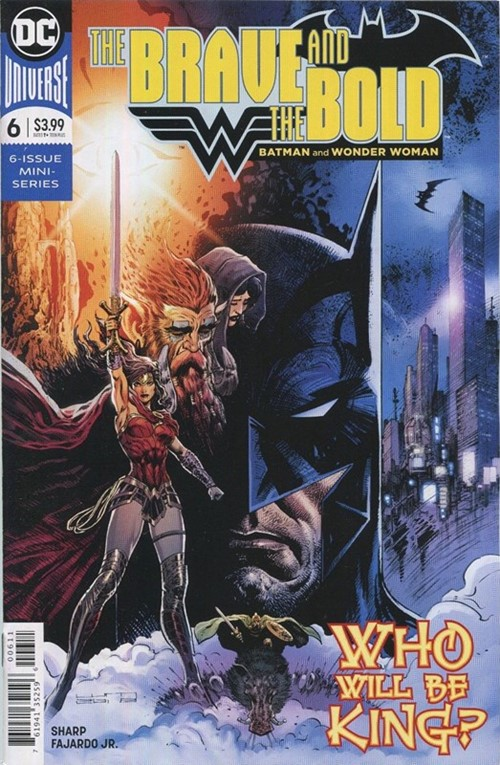 The Brave and the Bold: Batman and Wonder Woman #6