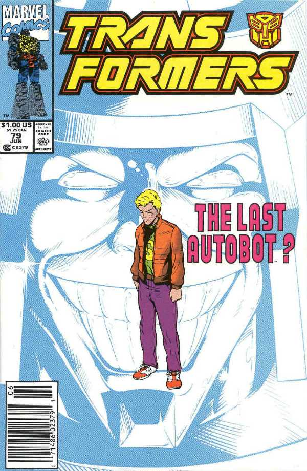 The Transformers #79