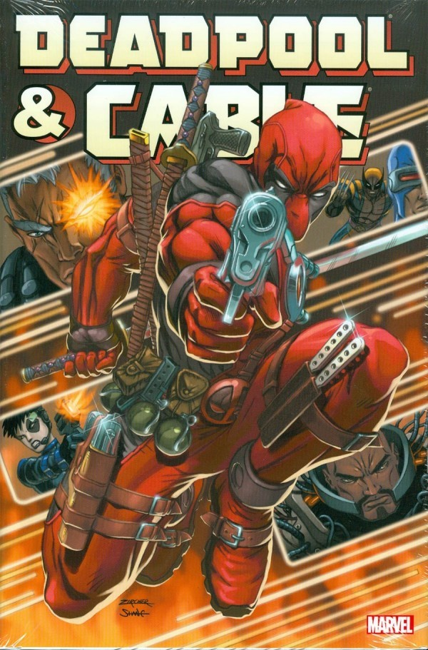 Deadpool and Cable Omnibus HC