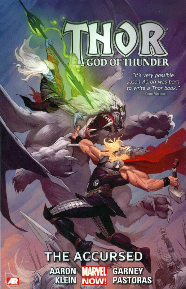 Thor: God of Thunder Vol. 3: The Accursed TP