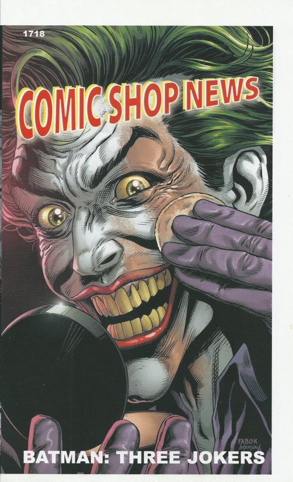 Comic Shop News #1718