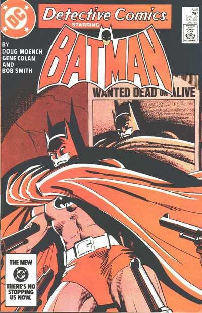 Detective Comics #546