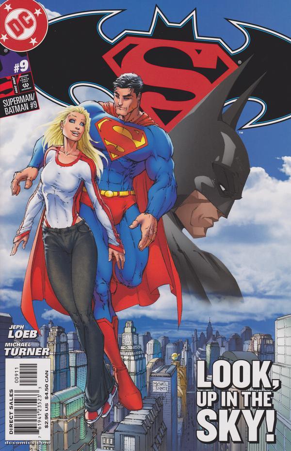 Superman / Batman #9