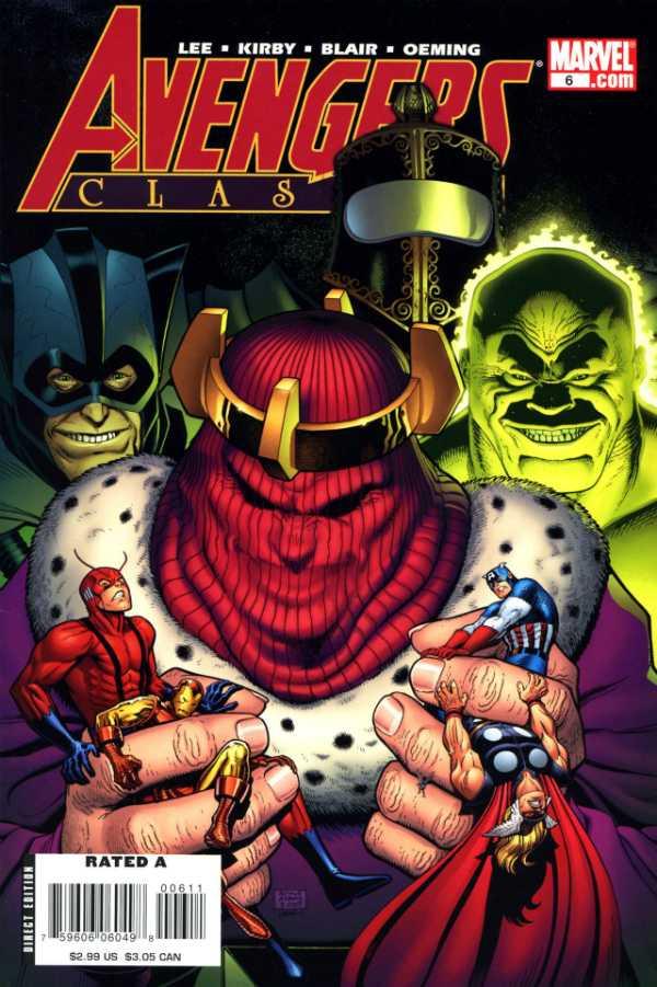 Avengers Classic #6