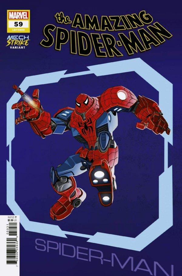 The Amazing Spider-Man #59