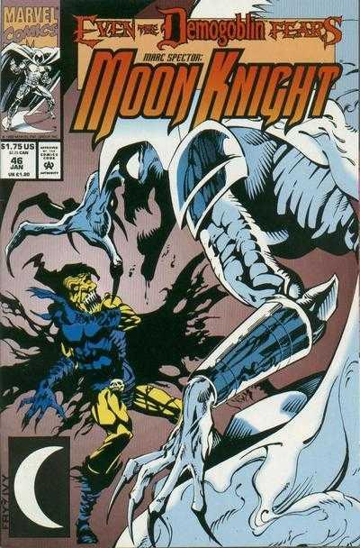 Marc Spector: Moon Knight #46