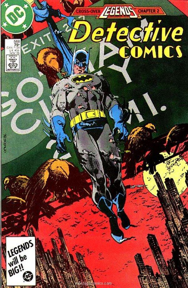 Detective Comics #568