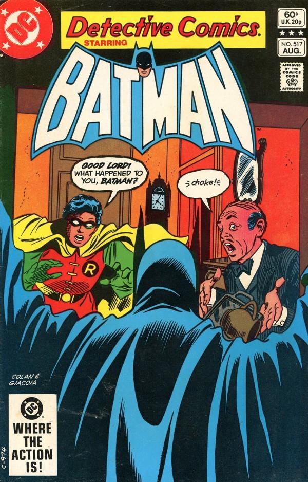 Detective Comics #517