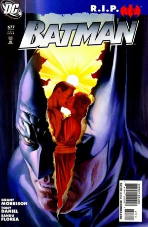 Batman #677