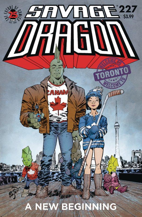 Savage Dragon #227
