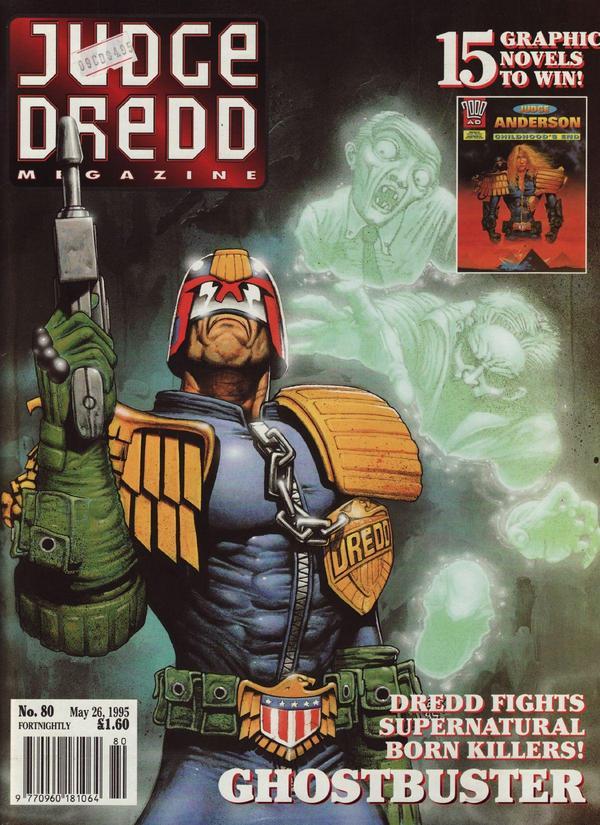 Judge Dredd: The Megazine #80