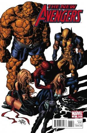 The New Avengers #13