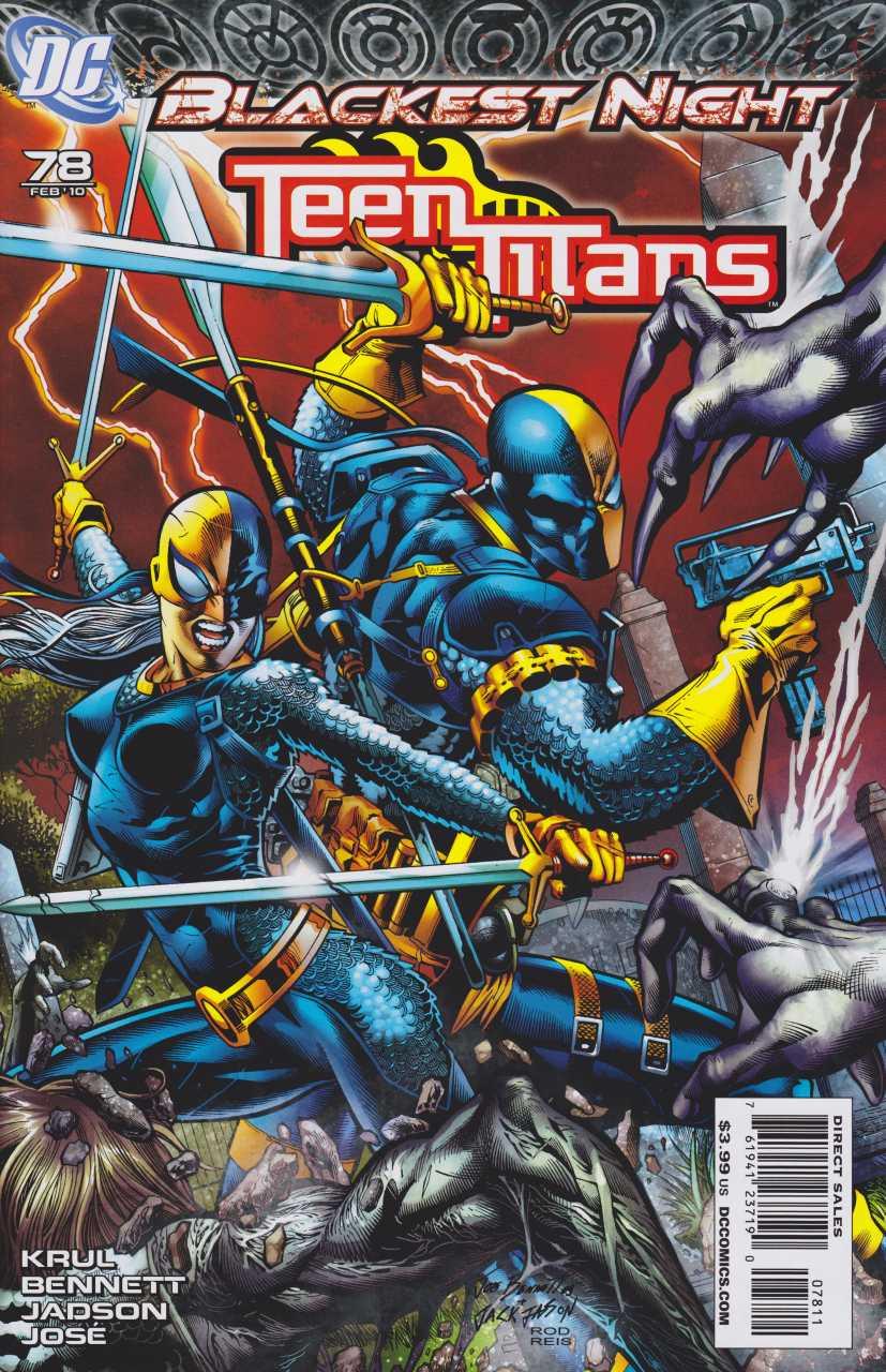 Teen Titans #78