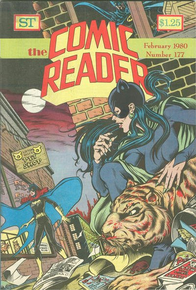 The Comic Reader #177