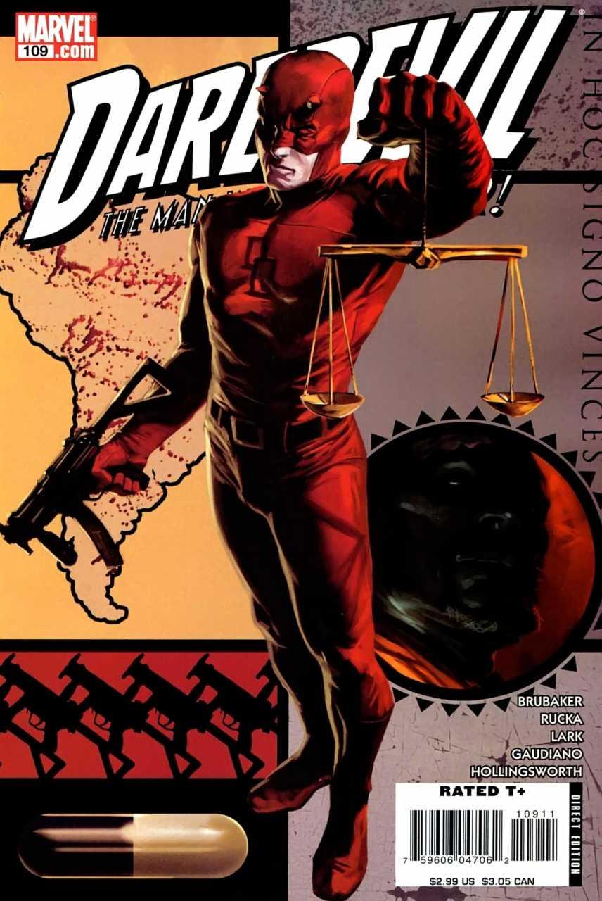 Daredevil #109