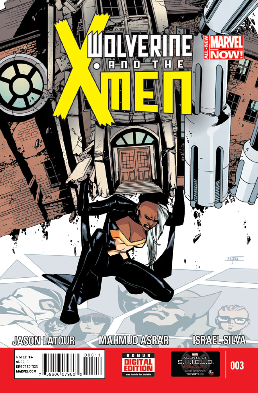 Wolverine and the X-Men #3