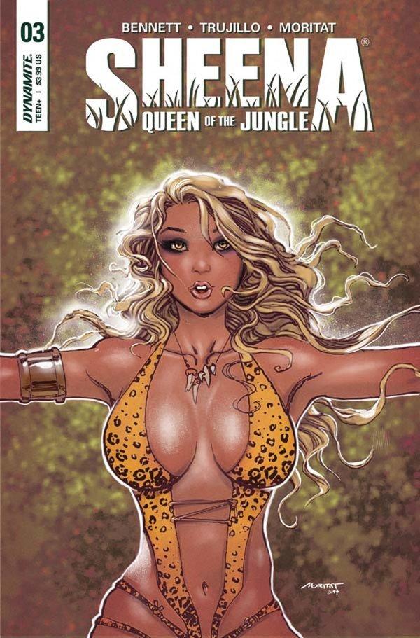 Sheena, Queen of the Jungle #3