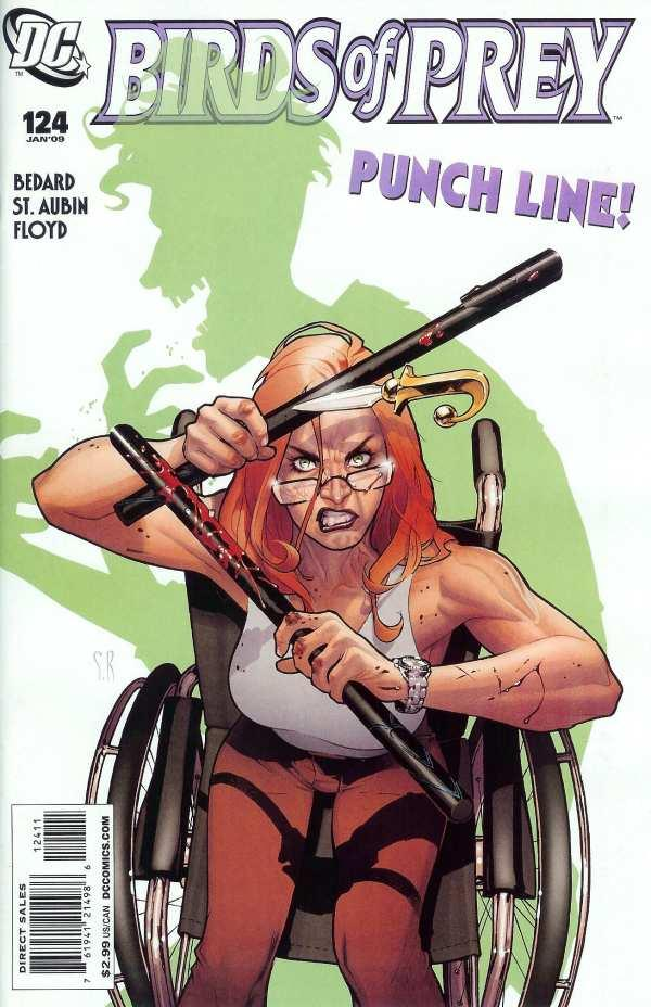 Birds of Prey #124