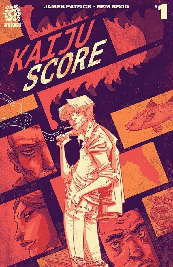 The Kaiju Score #1