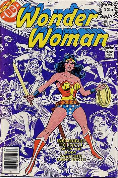 Wonder Woman #253