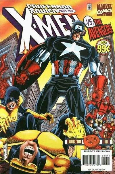 Professor Xavier and the X-Men #10